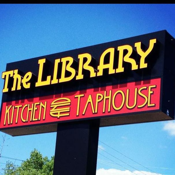 The Library Kitchen and Taphouse -